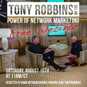 Power of Network Marketing Webinar August 2015